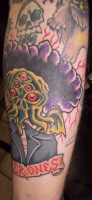Cthulhu partial cover up